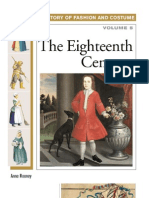 The Eighteenth Century (History of Costume and Fashion volume 5)