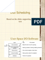 diskscheduling ppt