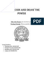 Put coin draw power synopsis