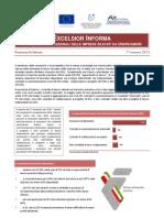 Bollettino Trimestrale Sistema Excelsior - Unioncamere Salerno