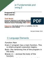 Es202 Lecture Notes