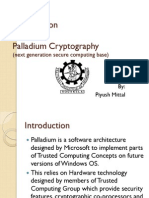 Palladium Cryptography