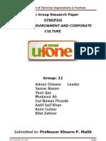 Ufone Study