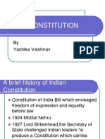 Indian constitution