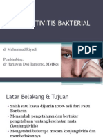 kojungtivitis bakterial