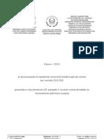 Parere CdC Europea PAC Post 2014