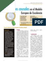 Relaciones Causales en El Modelo Europeo de Excelencia-Paper