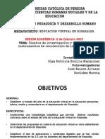 Sesión 2 de febrero 2013