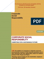 CSR Concept and practice