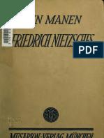 Vaihinger - Den Manen Friedrich Nietzsches