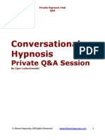41922287 Street Hypnosis Conversational Hypnosis Private Question and Answer Session