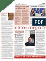 Everett Tomlin Lloyd & Pratt outline changes to employment tribunal regulations in the UK