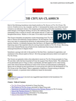 Tai chi chuan classics
