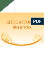 Educaitonal Process