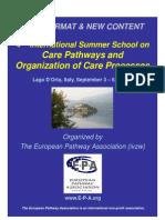 e p a Summer School Brochure 2012