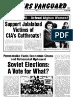 Workers Vanguard No 475 - 14 April 1989