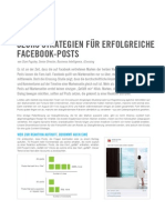 WP_Strategien für Facebook-Posts
