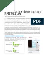 WP_Strategien für Facebook-Posts