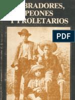 Labradores Peones Y Proletarios