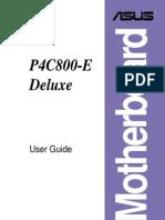 ASUS P4C80-E Deluxe Manual