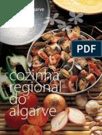 Livro Gastronomia Algarve