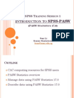 SPSS1-notes2009