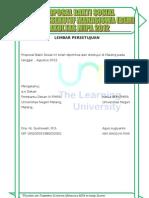 Bakti Sosial FMIPA UM 2012