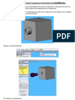 Animation under Solidworks