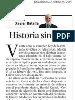Xavier Batalla. Historia Sin Fin