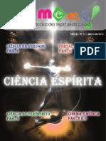 11. COMECE - Ciência Espírita - 03 e 04.2012