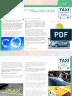 Taxi factsheet – Green