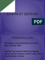 Syarikat Berhad