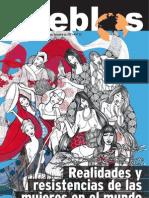 Pueblos 55 - Enero de 2013 - Monográfico - Realidades y resistencias de las mujeres en el mundo