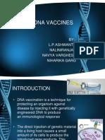 DNA Vaccines