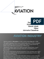 Aviation industry strategy