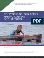 Compendio de Legislacion Marino Costera de El Salvador