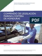 Compendio de Legislación Marino Costera de Honduras