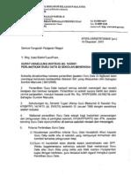 Surat Pekeliling Ikhtisas bil14 2007