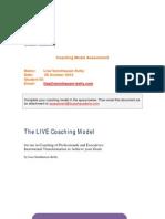 Coaching Model
