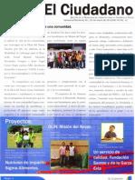 EL Ciudadano No. 12, Mayo 2012