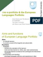 European Language Portfolio, Department of Languages, Open University