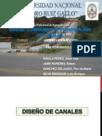 TRAZO Y DIZEÑO DE CANALES