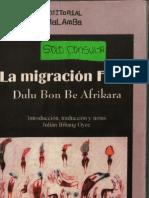 Ondoua, Engutu, La migracion Fang