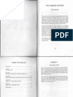 Hebrew Letter Workbook