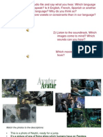 Avatar (Presentation 8-9 класс)