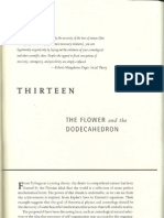 The flower and the dodecahedron