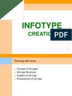 HR ABAP INFOTYPE