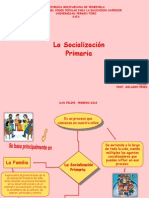La Socializacion Primaria