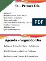Dia Primero Lean Six Sigma- Completo. Rev 10-24-2012