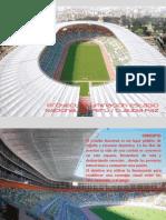 Iluminacion Estadio Nacional Peru - Claudia Paz